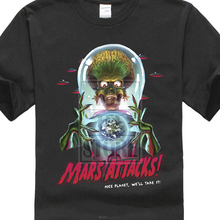Mars Attacks V3 Movie Poster 1996 T Shirt All Sizes S To 4Xl