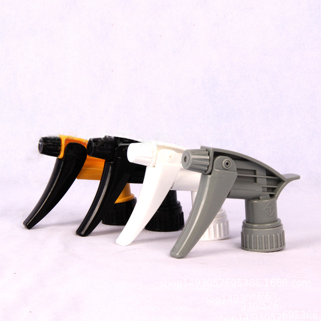 1Pcs Professional Ultra fine Water Mist Sprayer Nozzle HDPE Chemical Resistant Sprayer For QD Liquid Auto Detail(without bottle)
