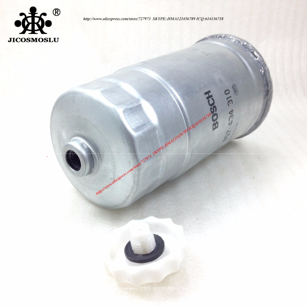 FUEL FILTER for GREAT WALL HOVER CUV HAVAL H3,H5,WINGLE 3 5 6,EURO STEED  5,DEER SAILOR,1 457 434 310,1105110 E06 GW4D20 2.5/8TCI-in Fuel Filters  from ...