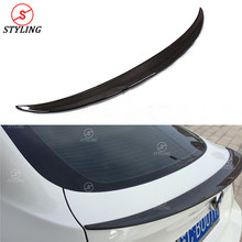X6 E71 Carbon Spoiler P Style For BMW X series Carbon Fiber rear spoiler Rear trunk wing styling 2008 2009 2010 2011 2012 2013 цена