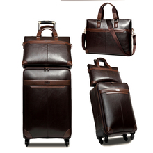 Rolling-Luggage-Set Travel-Bag Suitcases-Wheel Spinner Trolley Business Carry-On 16inch