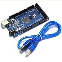 Mega 2560 R3 Mega2560 REV3 ATmega2560 16AU CH340G Board ON USB Cable Compatible For Arduino With