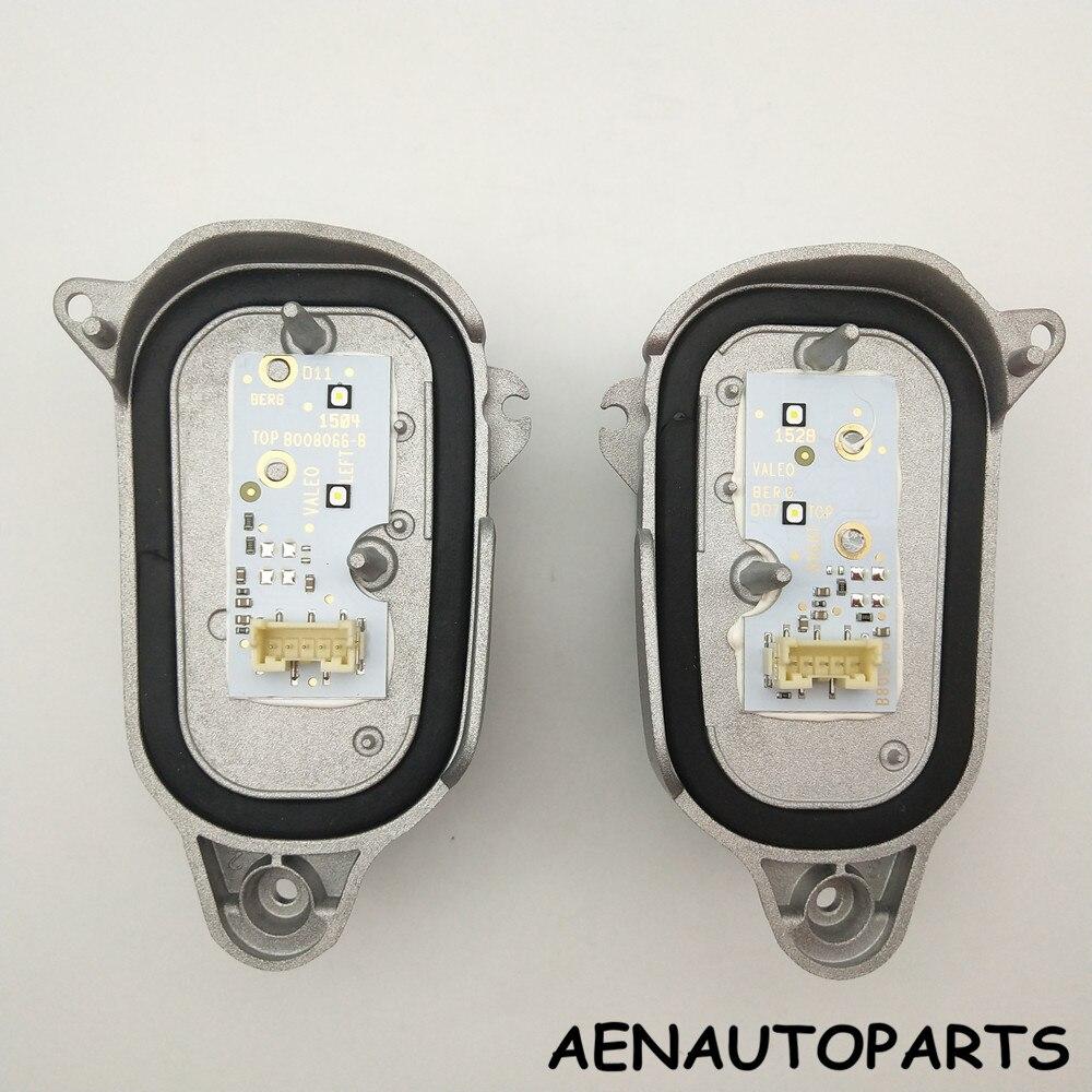 Здесь можно купить  New Headlight LED DRL Right 8R0941476B Left 8R0941475B side Light Module Control Unit for Audi Q5 8R0.941.475B 8R0.941.476B  Автомобили и Мотоциклы