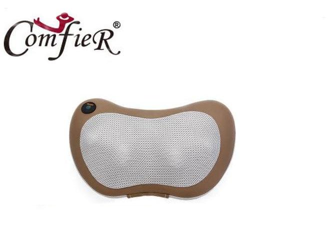 ФОТО Multifunctional massage pillow neck massager household kneading massage body massage instrument for communication