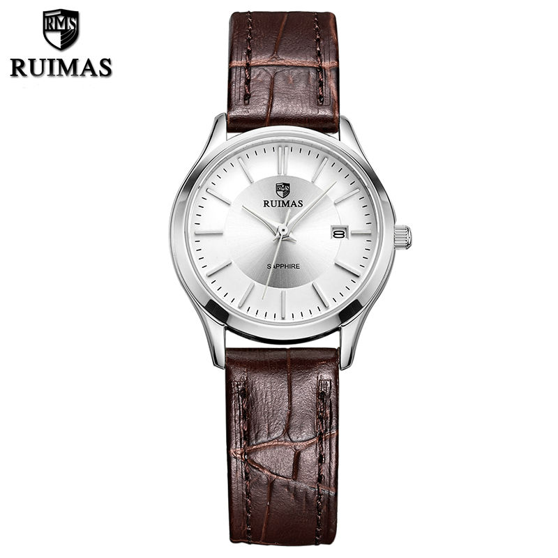 RUIMAS Original Ladies Watch Top Brand Luxury Quartz Women Watches Reloj Mujer Montre Femme for Female Relogio Feminino  ruimas original ladies watch top brand luxury quartz women watches reloj mujer montre femme for female relogio feminino