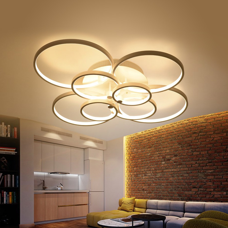 Surface Mounted Modern Ceiling Lights LED Kitchen Fixtures