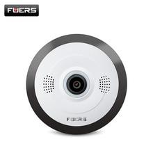 FUERS 960P Ip Camera 360 Degree Panoramic Home Security Mini Camera Wifi P2P Fisheye Surveillance Cameras Night Vision Camera