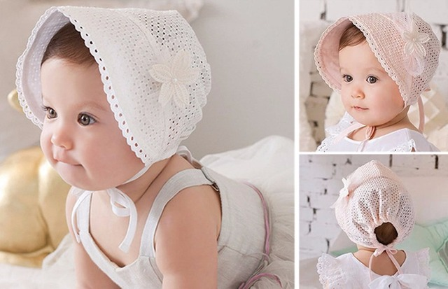 87fab6a9277 Girls Infant Baby Newborn Kids Bucket Hat Children Cap Beanie Bonnet Hair  Accessories Bebe Hats Baby-reborn Photography Props