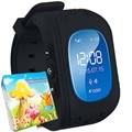 Smart Watch Kids Q50 Bluetooth Kids Children Watch GPS Locator Tracker Anti-Lost SIM Card SOS Call Bracelet WirstWatch TURNMEON