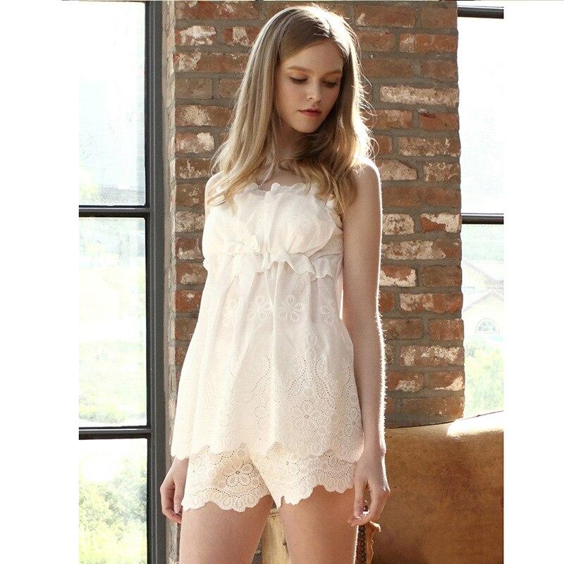 Pin Girls Cotton Summer Pajamas Images To Pinterest