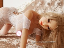 150cm Real Silicone Sex Doll Charming Big Breast Sex Partner Adult Products for Men Sex Shop