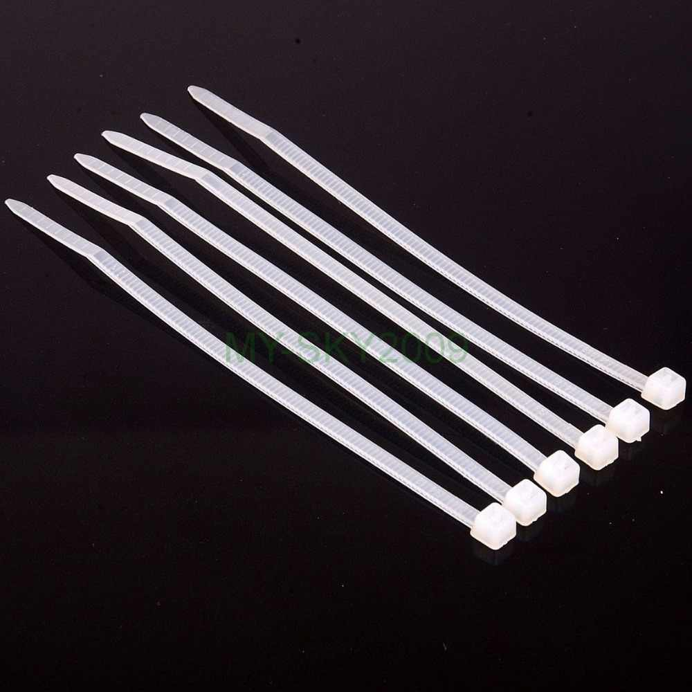 02103 HSP Zip Tie 6 piezas para RC 1/10 modelo piezas de repuesto para coche 02103
