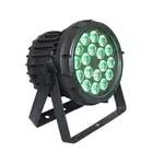 Новое поступление 18*10 Вт LED par Открытый RGBW 4IN1 плоский чехол дискотечный светодиод par горшок для мероприятие, концерт модный показ