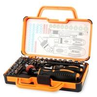 JAKEMY 69in1 Multi Function Hand Tools Repair Kit Screwdriver Set Repair Phone Pad Household Appliances Cell Phone Hand Tools
