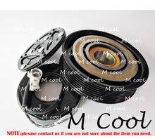 Brand New PV7 A/C AC Compressor Clutch For Toyota Hilux 2005-2012 2473006830 2473003740 4472608020 8841071040 88410-71050