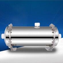 3000L/H 304 สแตนเลสสตีลที่ใช้ในครัวเรือน UF เมมเบรนเครื่องกรองน้ำ Ultrafiltration Central Purification
