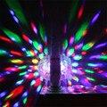 E27 Magic Ball RGB LED Этап Лампы Авто Вращающийся Кристалл Magic шар Сценический Эффект Освещения Лампы Стороны Дискотека DJ Light 110 В 220 В
