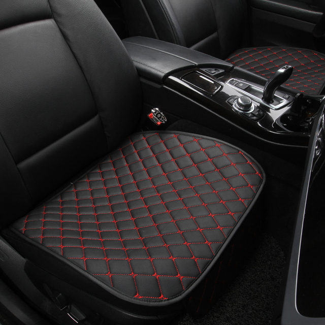 Car Seat Cover Cars Protector Leather Accessories For Tesla Model S Toyota Aqua Auris 2017