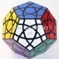 Mf8 Curvy Starminx Dodecahedron Black Magic Cube Puzzle Cube Twisty Toy