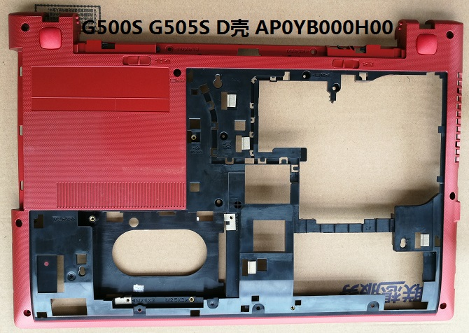 New Original <font><b>Lenovo</b></font> <font><b>G500S</b></font> G505S Bottom Base Cover Lower <font><b>Case</b></font> AP0YB000H00 image