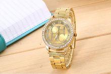 Taladro determinado amantes relojes de moda, de gama alta de lujo de la marca reloj de pulsera, reloj de cuarzo de negocios y viajeros de ocio. reloj de Las Mujeres