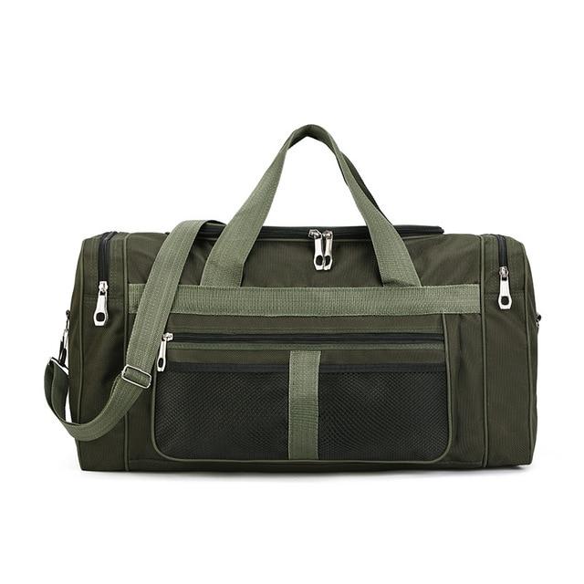 Nylon Luggage Gym Bags Outdoor Bag Large Traveling Tas For Women Men Travel Dufflel Sac De Sport Handbags Sack Bag 1
