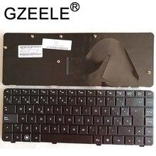 GZEELE neue Spanisch Tastatur Für Hp COMPAQ G42 CQ42 AX1 G42 100 G42 200 G42 300 G42 400 SP Teclado Laptop / Notebook QWERTY schwarz