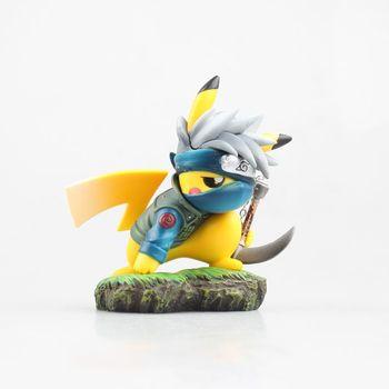 Figurine Pikachu Cosplay Naruto 10cm