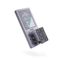 QIANLI iCopy LCD 화면 아이폰 XR XSMAX XS 8P 8 7P 7 진동/터치/감광성 수리를위한 원래 색상 복구 프로그래머