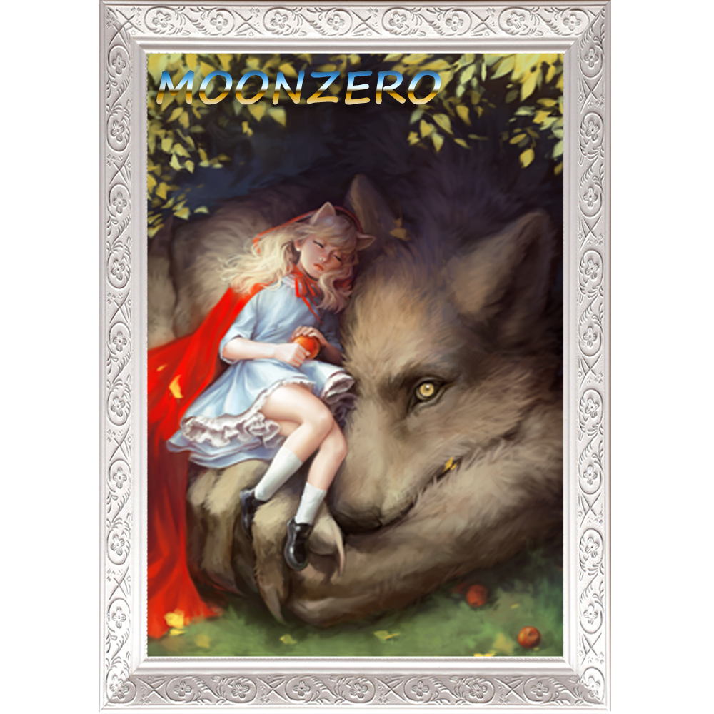 Moonzero Diy Red and Wolf Gift 5D Diamond Painting Cross Stitch Square Cystal Kits Diamond Embroidery Mosaic House DecorationMoonzero Diy Red and Wolf Gift 5D Diamond Painting Cross Stitch Square Cystal Kits Diamond Embroidery Mosaic House Decoration