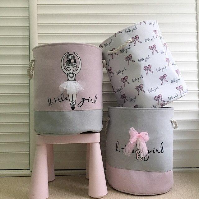Складная Прачечная Корзина для игрушек корзины для одежды хранения ведро мешок для белья грязная одежда моющая организация