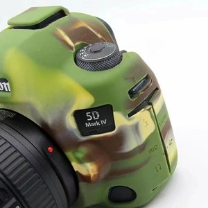 Image 2 - Máy Ảnh mới Video Thân Túi Bảo Vệ Cao Su dành cho Canon 5DS 5DSr 5DIII 5D4 6D 60D 70D 80D 1300D 100D 800D 600D DSLR
