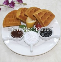 Mcmuffins customize flavor model supplies artificial food flavor dishes western show Western style cuisine Belgian Waffles