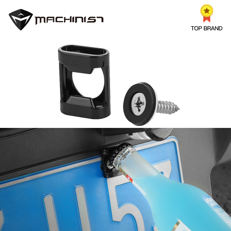 License Plate Opener Outdoor Beer Bottle Opener Car License Fixed Repair SUV Car Modification FOR JEEP Wrangler