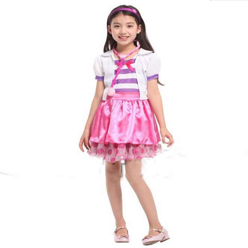 Childrens Costumes Performance Clothing Handsome Young Doctors And Nurses Professional Attire Cosplay Halloween Costumes