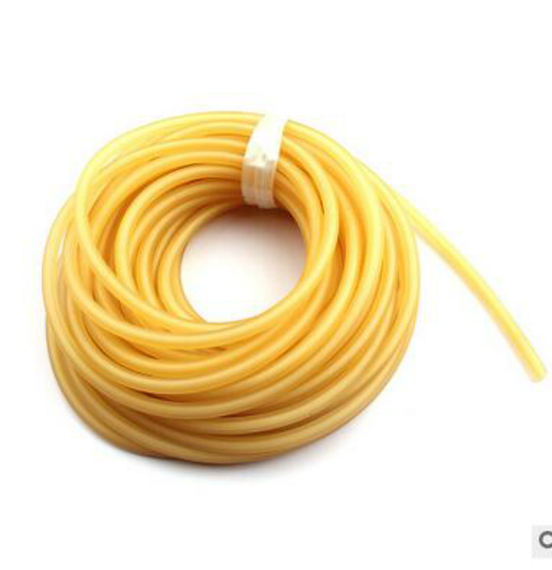 цены на 8m diameter 2mm plain traditional elastic rope tied reinforcement group leavel solid round elastic rubber fishing line