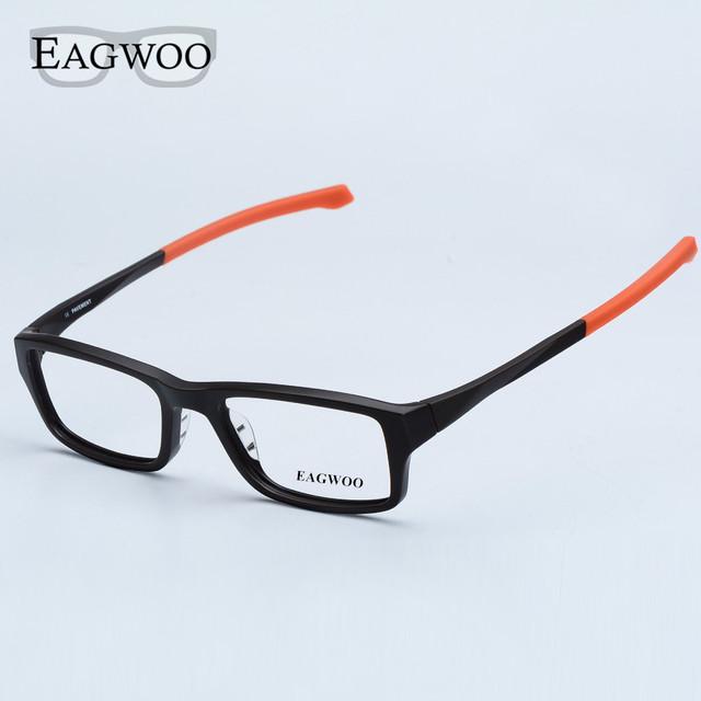 Esportes Óculos Pesca Condução Frame Ótico Aro Completo Óculos de Prescrição Espetáculo Homens Tamanho Grande Moda Super Leve Ao Ar Livre