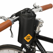 цена на Cycling Handlebar Kettle Bag Winter Bicycle Water Bottle Insulated Bag Carrier Pouch Portable Bike Handlebar Stem Bag Outdoor