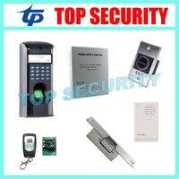 Хорошее качество ZK f7 отпечатков пальцев система контроля доступа DIY отпечатков пальцев дверной замок система TCP/IP контроля доступа автономн