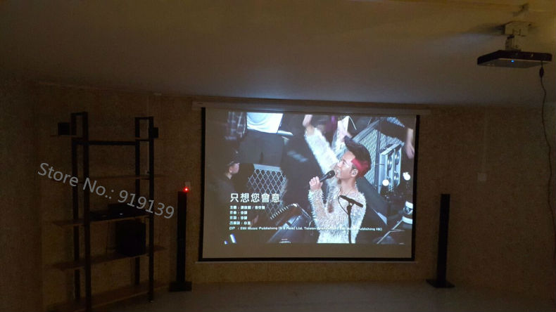 120 Inch 4 to 3 screen pic 3