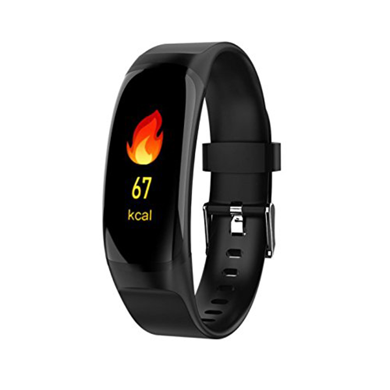 Bracelet Monitor Smart-Wristband Blood-Pressure-Heart-Rate Sports Bluetooth-4.0 MK04