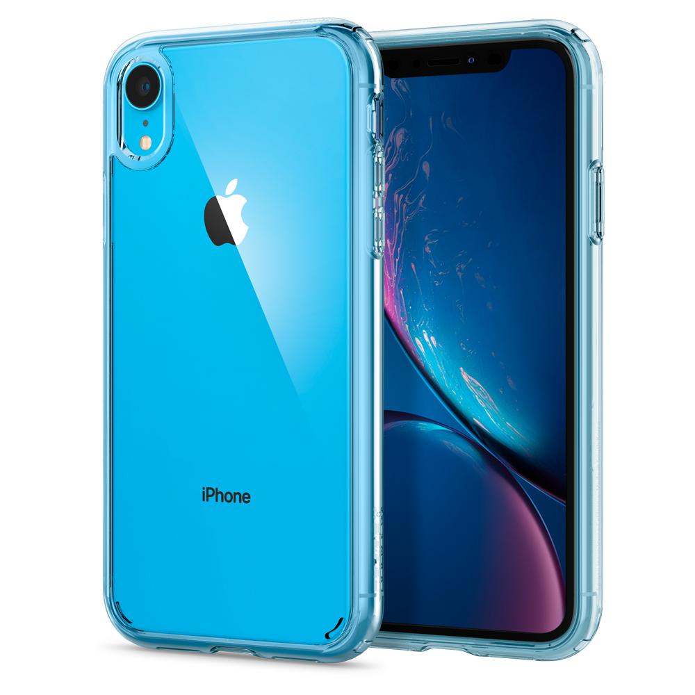 100% Original SPIGEN Ultra Hybrid Clear Back Cover Cases for iPhone XR (6.1)100% Original SPIGEN Ultra Hybrid Clear Back Cover Cases for iPhone XR (6.1)