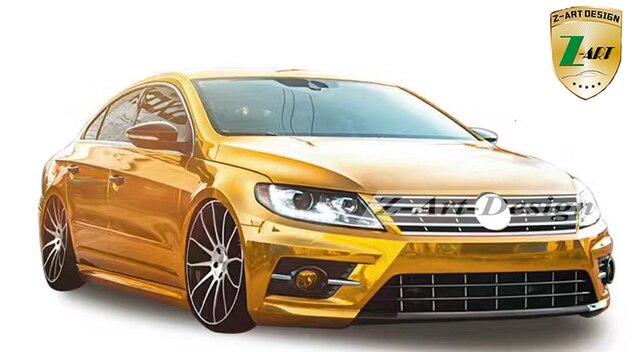 for R line body kit for Volkswagen CC 2013 2017 PP body kit for ...