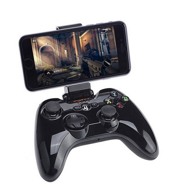 US $59 99 |MFi Certified PXN 6603 Wireless Bluetooth Gamepad Game  Controller for iPhone iPad Apple TV iOS System PK for XBOX PS4  Controller-in