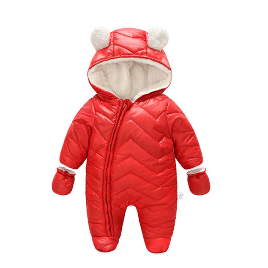 88b48093f Detail Feedback Questions about IYEAL Winter Newborn Baby Rompers ...