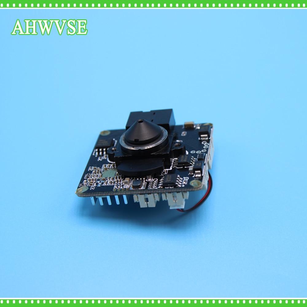 AHWVSE IP Camera Module Board 1080P 2MP indoor Camera IRCUT mini ip camera module with RJ45 Port Cable and IR-CUT module xilinx xc3s500e spartan 3e fpga development evaluation board lcd1602 lcd12864 12 module open3s500e package b