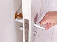 After Wall Thickening Mute Fender Door Fenders Sucker Rubber Fender Handle Door Lock Protective Pad Protection 3D Wall Sticks стоимость