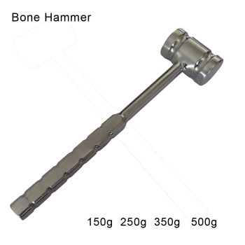 Stainless steel bone hammer Surgical high quality stainless