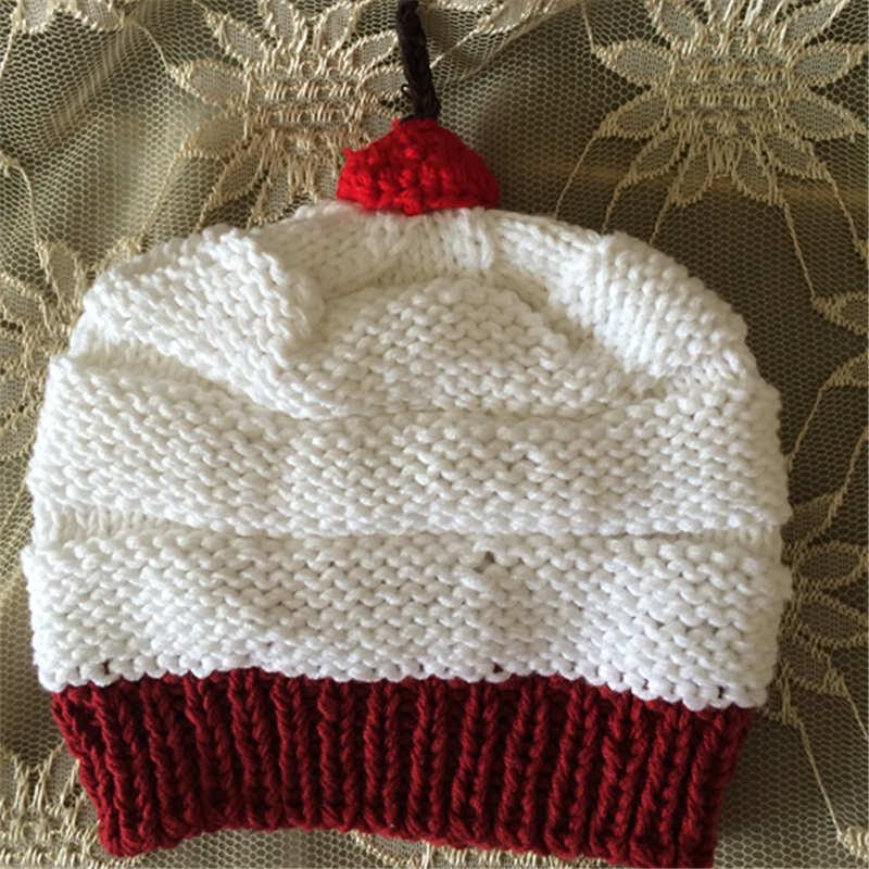 tortas skrybėlę nwborn karšto pardavimo mielas širdies formos - Kūdikių drabužiai - Nuotrauka 3
