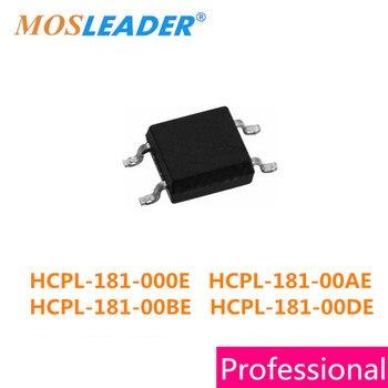 Mosleader 100PCS SOP4 HCPL-181-000E HCPL-181-00AE HCPL-181-00BE HCPL-181-00DE HCPL-181 HCPL-181-0 фото